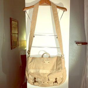Old Navy Corduroy Messenger Bag